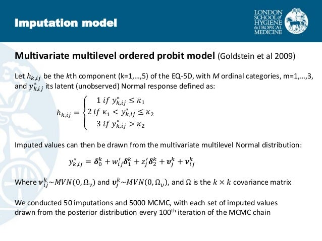 multivariate multilevel modeling Univariate and multivariate multilevel models are used to understand how to design studies and analyze data in this comprehensive text distinguished by its.