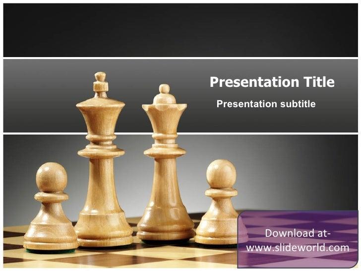 Presentation Title Presentation Subtitle Download at- www.slideworld.com