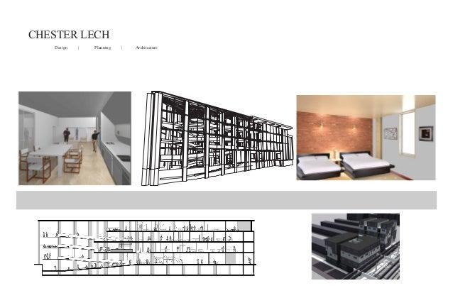 CHESTER LECH   Design       Planning       Architecture