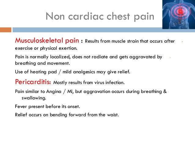 chest pain, Cephalic Vein