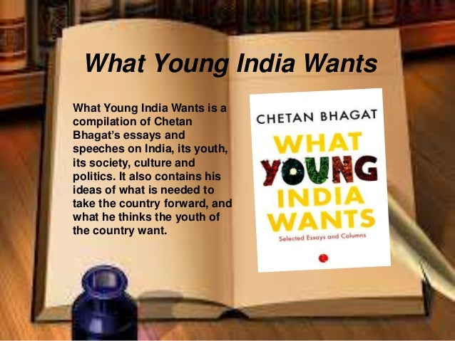Chetan Bhagat Books What Young India Wants Pdf
