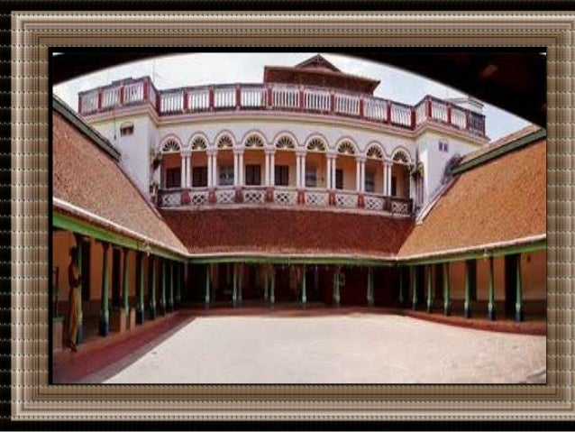 Chettinad houses karaikudi
