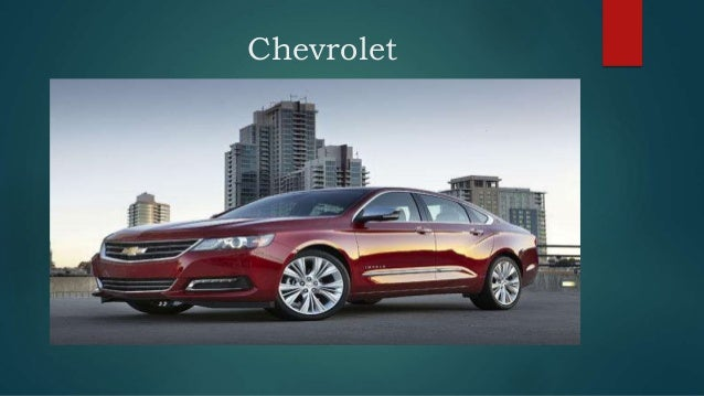 marketing mix chevrolet Marketing plan for chervelot small car print chevrolet small car marketing campaign: chevrolet will roll out an integrated marketing campaign marketing mix.