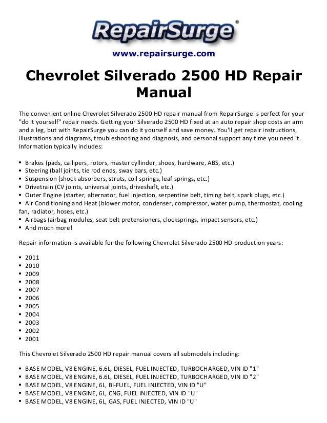 2001 Chevrolet Silverado 2500 6 0 Vortec Engine Diagram Trusted Rh5171mfhomefactoryde: 2001 Gmc 6 0 Engine Diagram At Gmaili.net