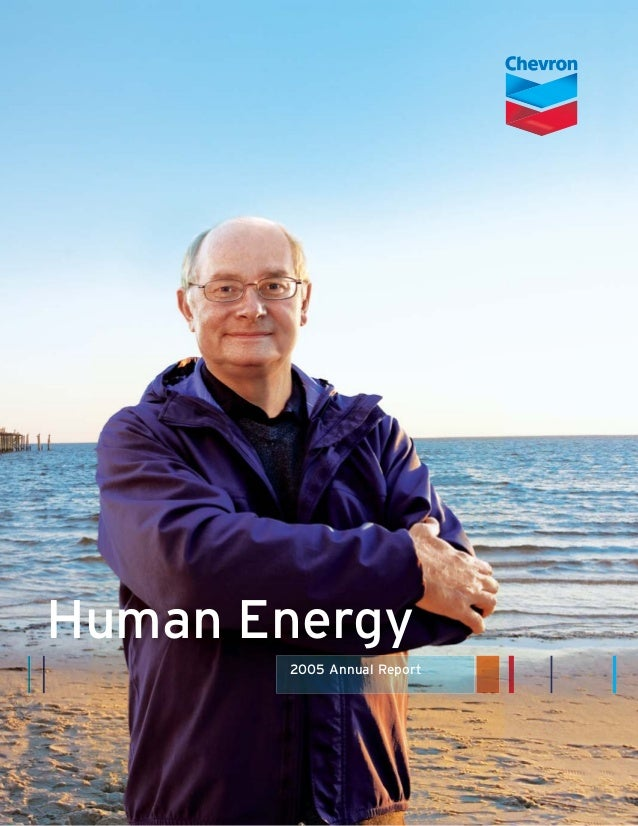 Human Energy 2005 Annual Report