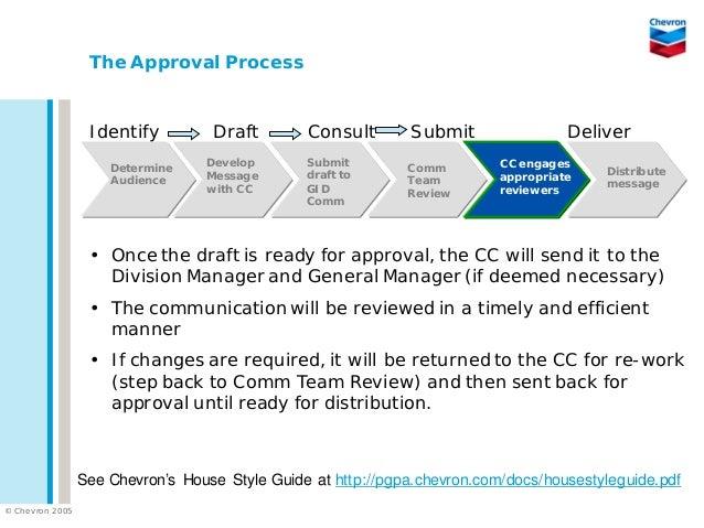 chevron project management handbook pdf