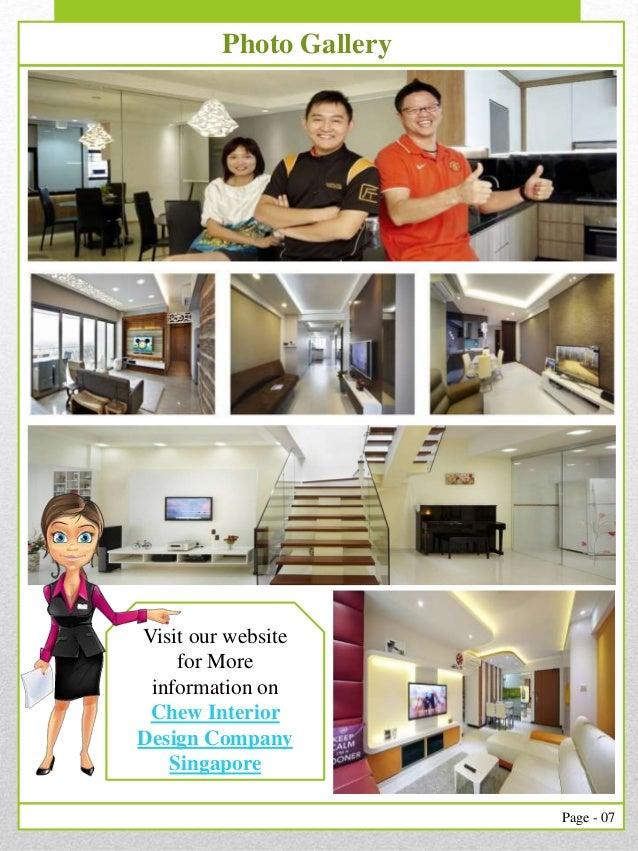 Chew Interior Design Company Singapore