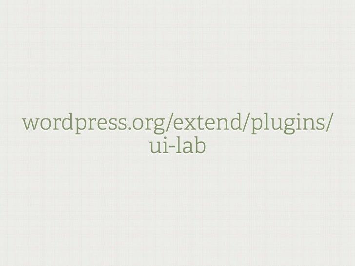 make.wordpress.org/ui