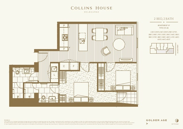 Collins House Melbourne Floorplans Call 65 9189 8321