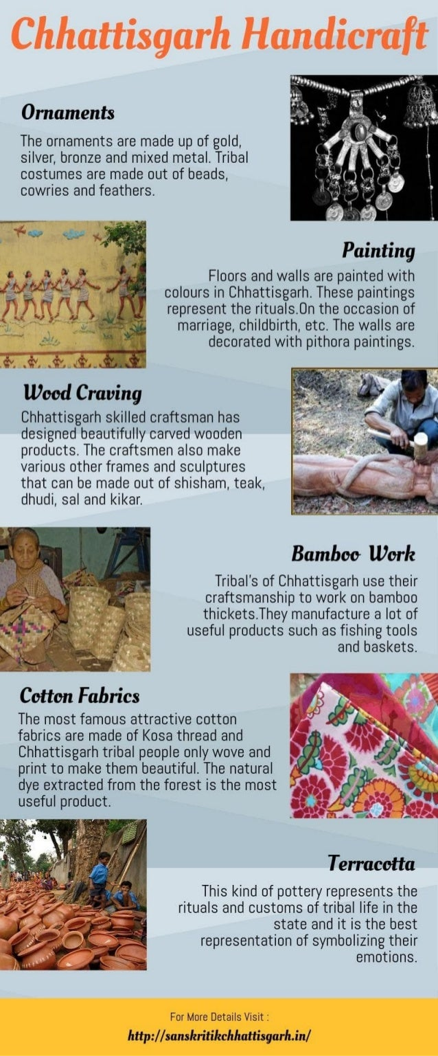 Chhattisgarh handicraft