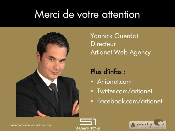 Merci de votre attention                                      Yannick Guerdat                                      Directe...