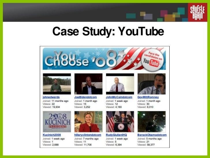 Case Study: YouTube