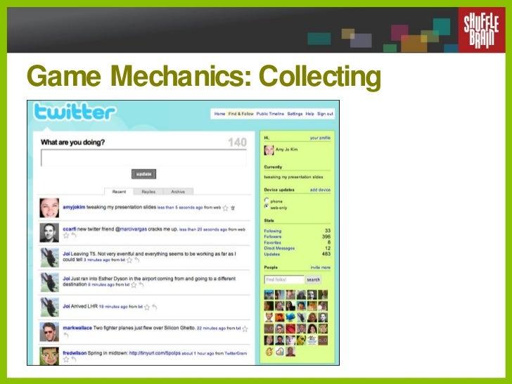 Game Mechanics: Collecting