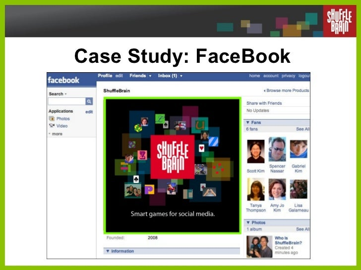 Case Study: FaceBook