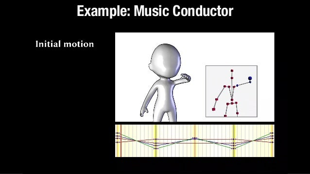 Example: Music Conductor