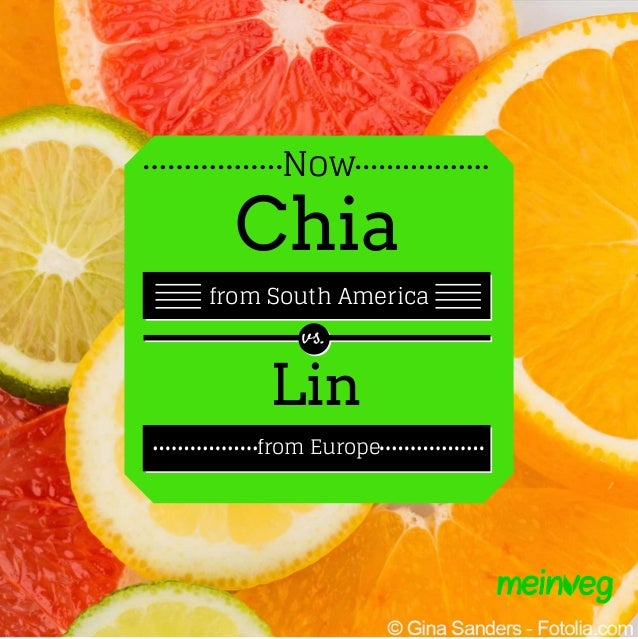 Now Chia from South America vs. Lin from Europe