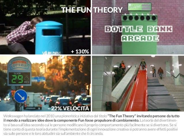 """Wolkswagen ha lanciato nel 2010 una pioneristica iniziativa dal titolo """"The Fun Theory"""" invitando persone da tutto  il mon..."""
