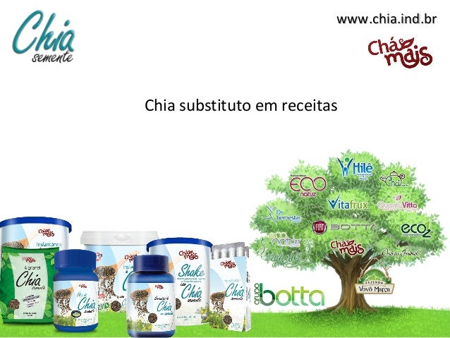 www.chia.ind.brwww.chia.ind.brChia substituto em receitas