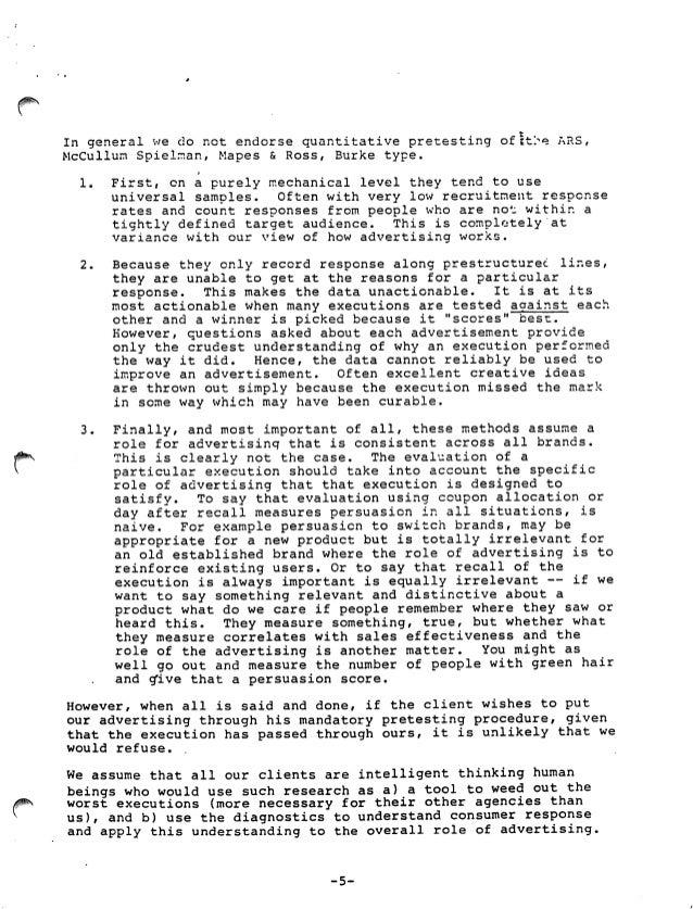 Chiat:day 1983 memo