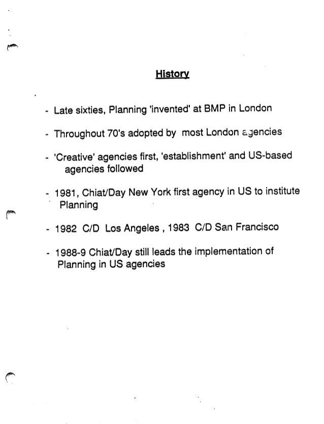 Chiat:day memo 1987 Slide 3