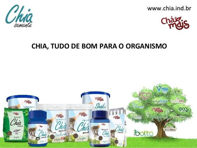 www.chia.ind.brCHIA, TUDO DE BOM PARA O ORGANISMO