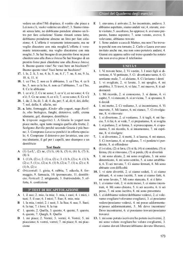 parla e scrivi chiavi pdf