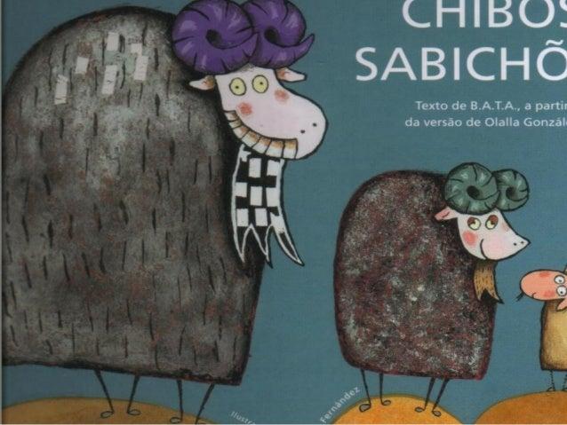 Chibos e Sabichões