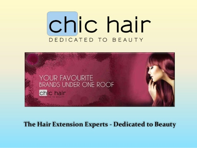 The Hair Extension Experts - Dedicated to Beauty
