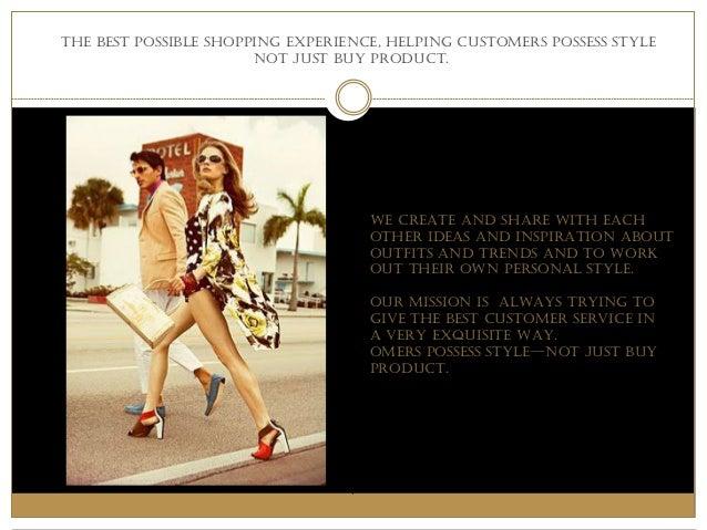 Fashion brand presentation Chic-N-Luxury