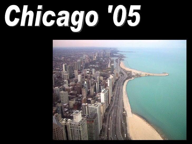 Chicago '05