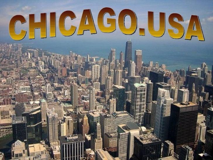 Illinois État 2.8 millions d'habitants CHICAGO.USA