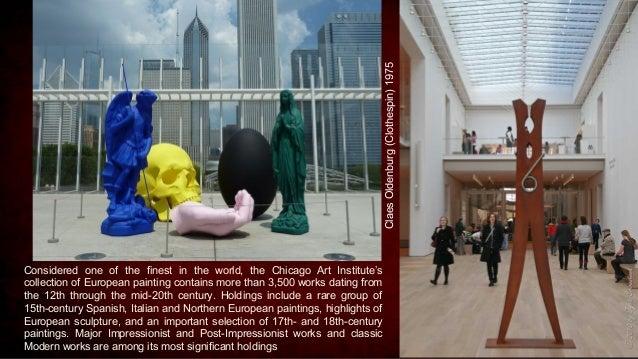 Chicago, The Art Institute6 Slide 2