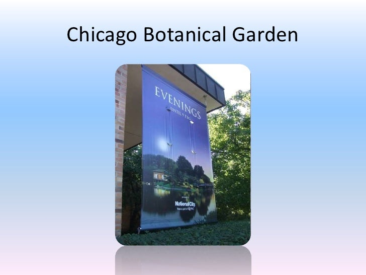 Chicago Botanical Garden<br />