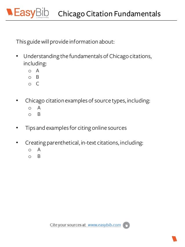 Chicago style essay in a collection citation