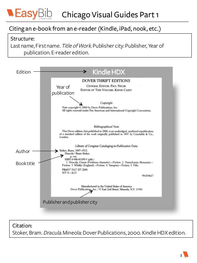 Chicago citation basics pt 1 2 2 publisher publisher city 23 ccuart Image collections