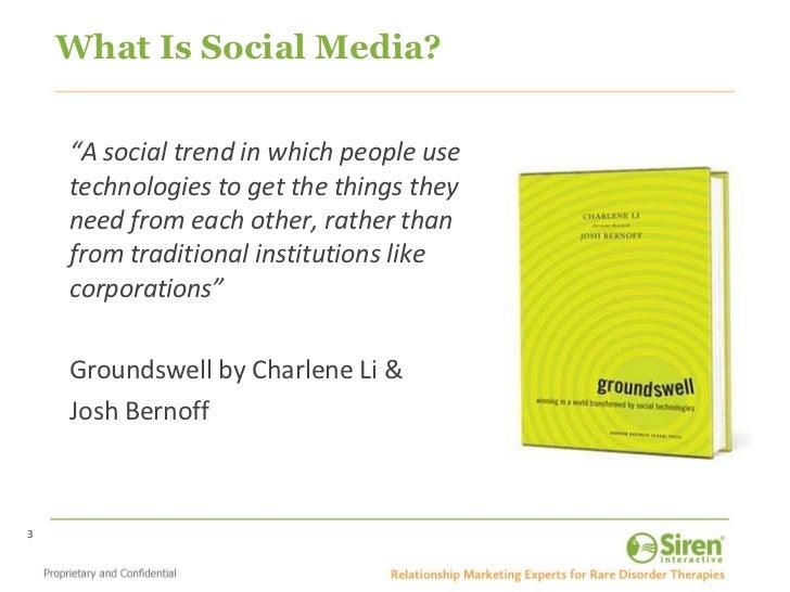 How BioPharma Is Using Social Media Slide 3