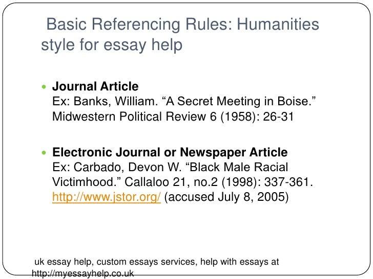 Custom stylesheet thesis
