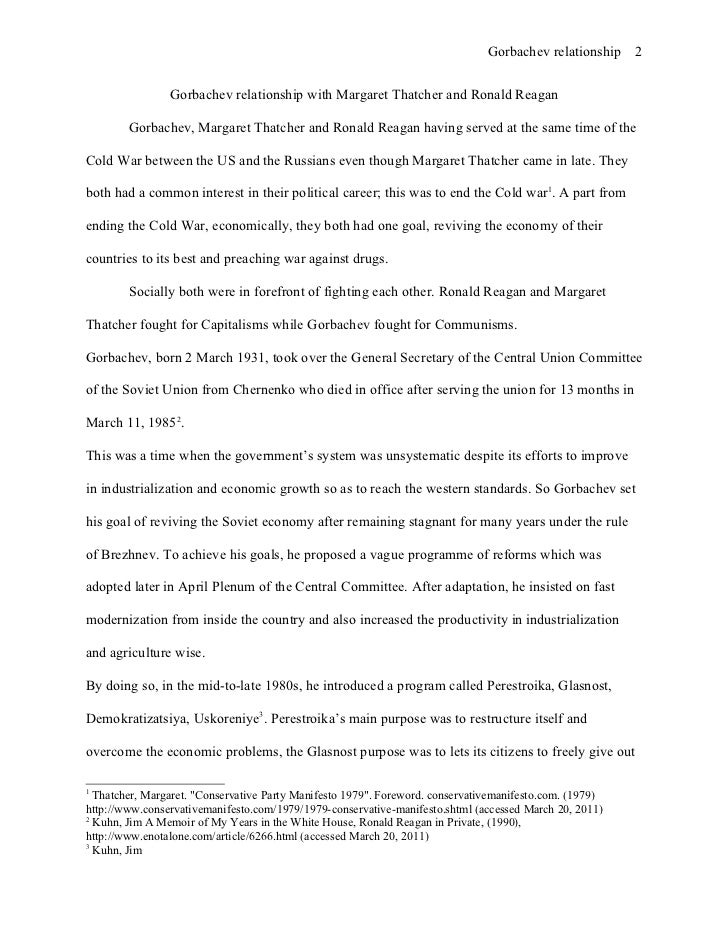 ronald reagan research paper thesis This paper aims to provide enough information to other class-mates about ronald`s life and his presidency era, as well as importance of his successful.
