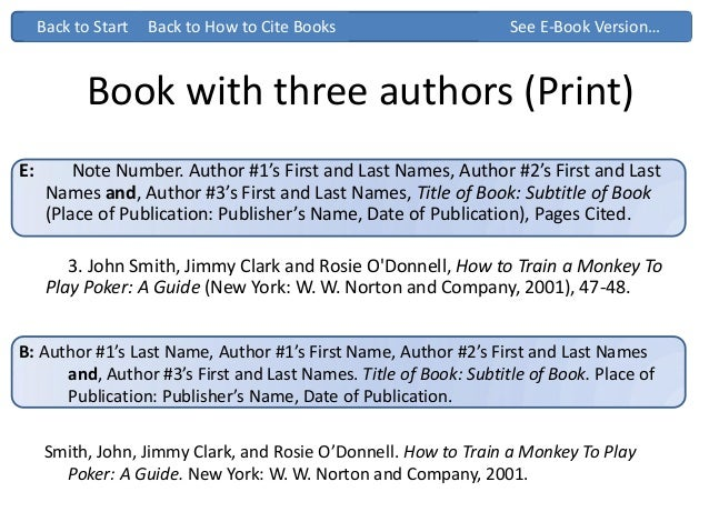 Chicago turabian ppt book with three authors ccuart