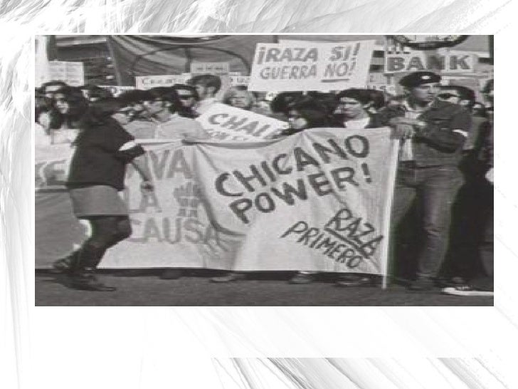 Chicano Movement Power Point. 1