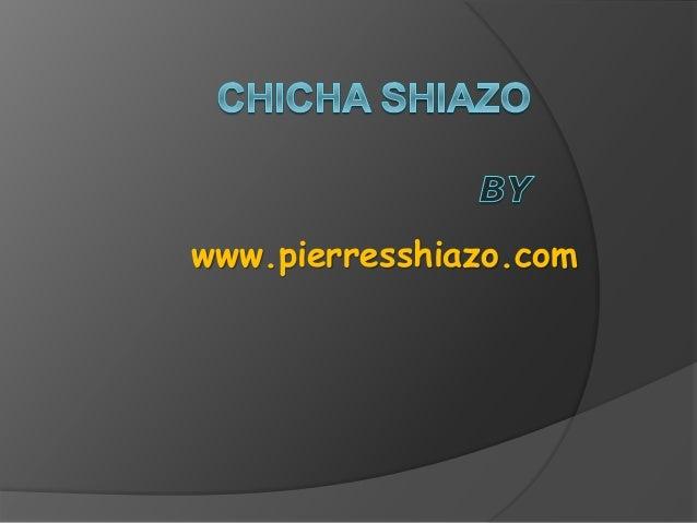 www.pierresshiazo.com