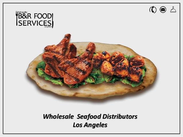 Wholesale Seafood Distributors Los Angeles