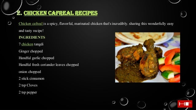 Chicken recipes hungry forever chennai 5 2 chicken cafreal recipes forumfinder Gallery
