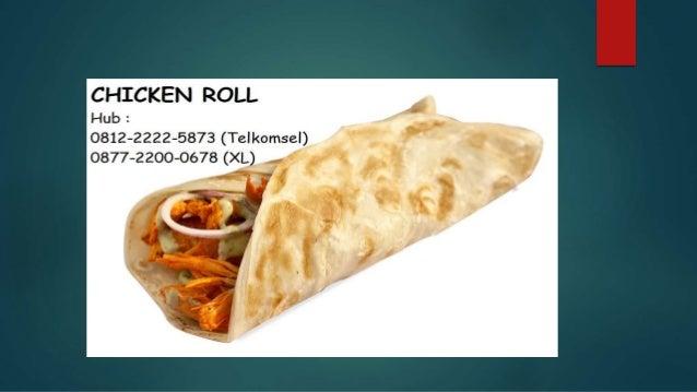 0812-2222-5873 ( Tsel ) | Chicken Roll Enak di Bandung Slide 2
