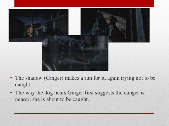 an analysis of chicken run View homework help - chicken run analysis part i from english 99 at kennesaw state university antagonist of this flm the scene of ginger digging, the other chickens mimicking what ginger had done.