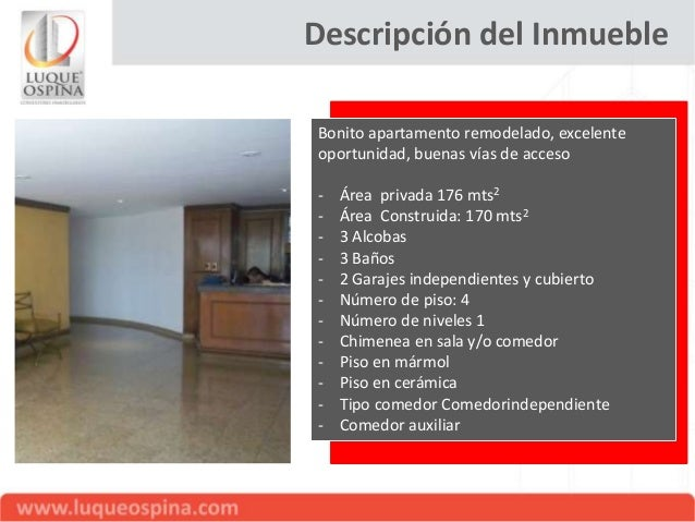 Apartamento en Venta. Chico, Bogotá (Código: 89-M1308376) Slide 3
