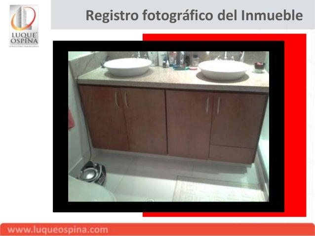 Registro fotográfico del Inmueble
