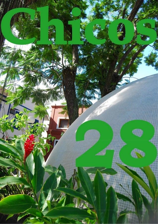 Chicos N. 28 - Setembro 2010 e-zine de literatura e idéias de Cataguases – MG Capa Foto de Vicente Costa Editores Emerson ...
