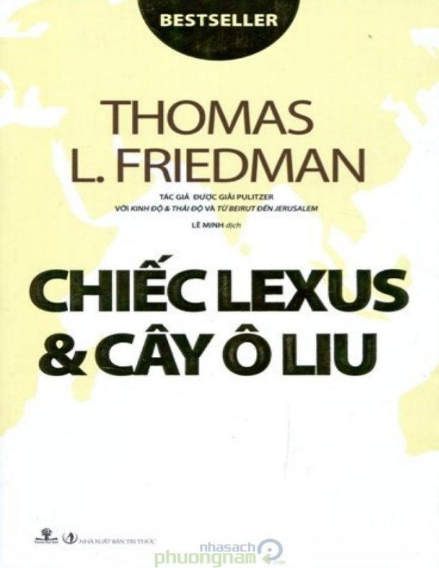 Chiếc Lexus và cây Ô Liu - Ebook