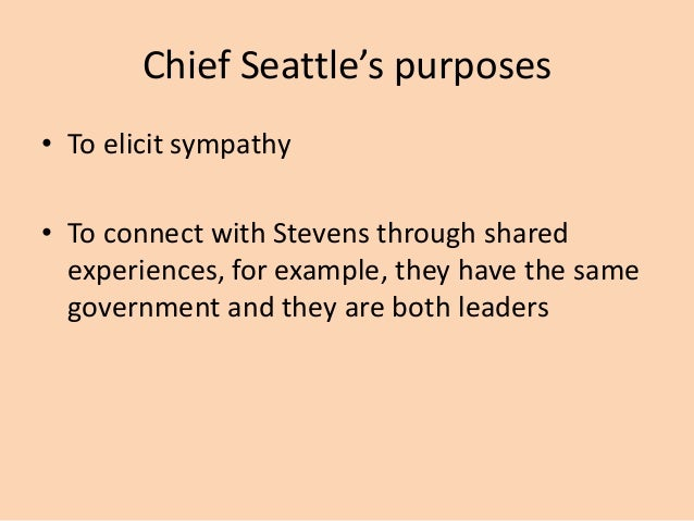 Chief Seattle's 1854 Oration Essay Format - image 7